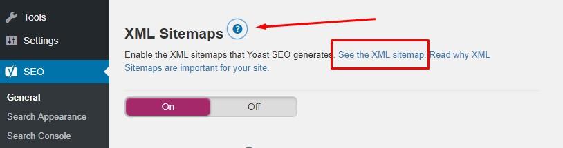 cara membuat sitemap di wordpress plugin yoast yasir252
