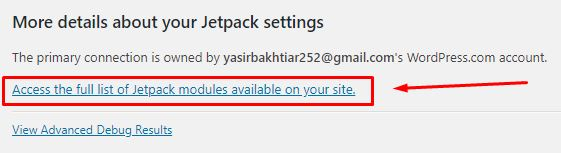 Cara Mempercepat Website WordPress Fitur External Request Jetpack Plugin Yasir252