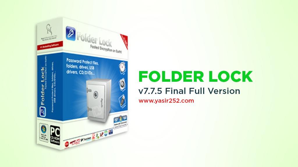 Cara Mengunci Folder Lock Full Version 7 Final Yasir252
