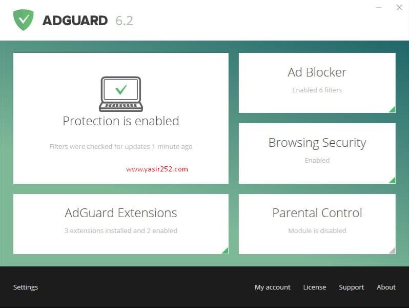 Download Adguard Premium 6.2 Terbaru Full Version Crack Yasir252