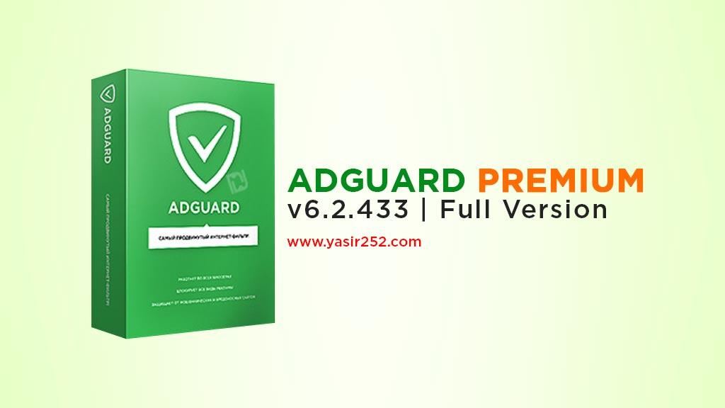 Download Adguard Premium Terbaru Full Version Crack Yasir252