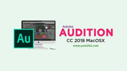 Download Adobe Audition CC 2018 MacOSX Full Version
