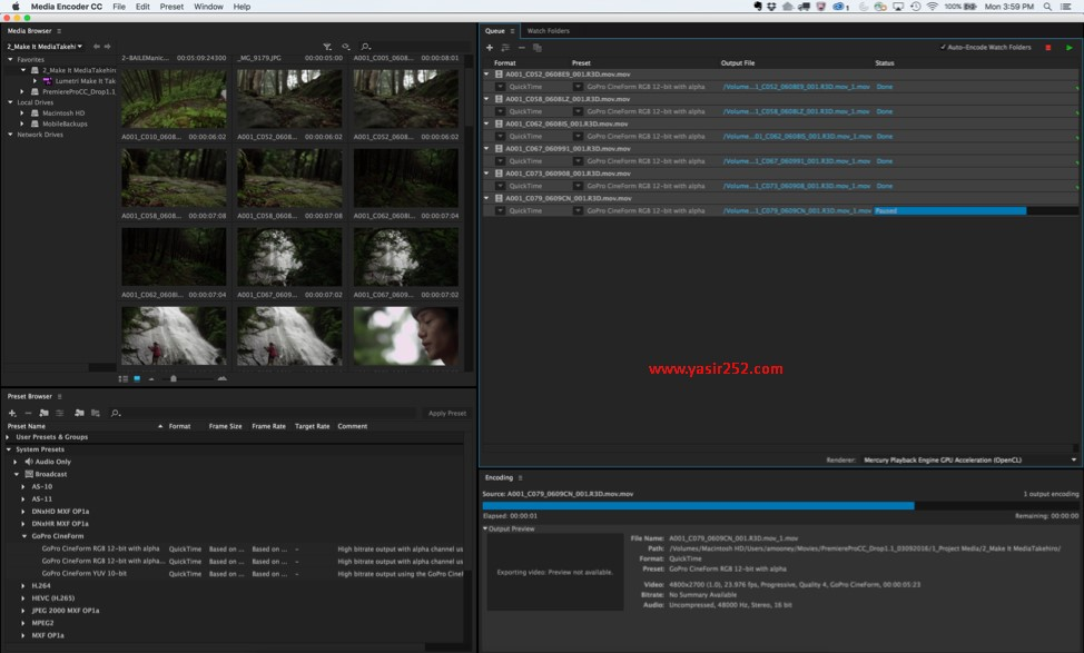 Download adobe media encoder CC 2018 full version macosx terbaru gratis