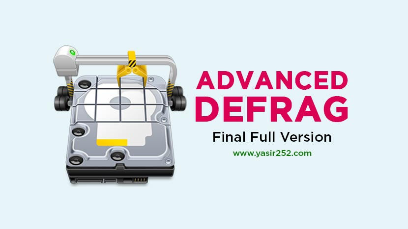 Download Advanced Defrag Full Version Keygen