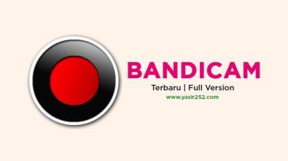 Download Bandicam Full Version Free Crack Terbaru