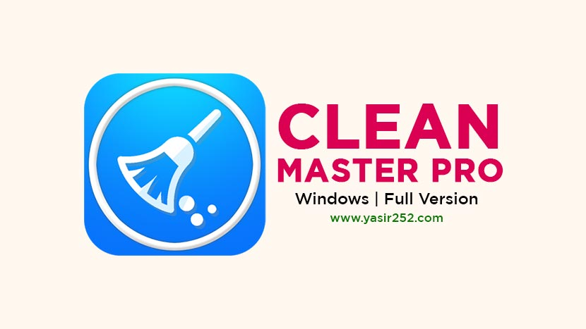 Download Clean Master Pro Full Version PC