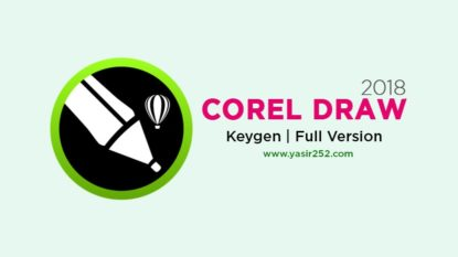 Download Corel Draw 2018 Full Version Terbaru PC Crack