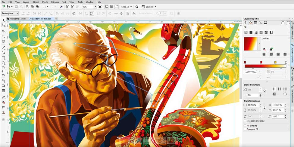 Download Corel Draw 2018 Full Version Gratis Yasir252