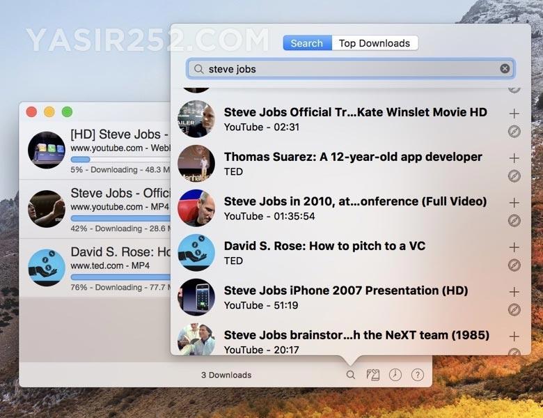 Download Downie Full Version Mac OSX