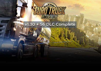 Download Game Euro Truck Simulator 2 Full Version All DLC Yasir252