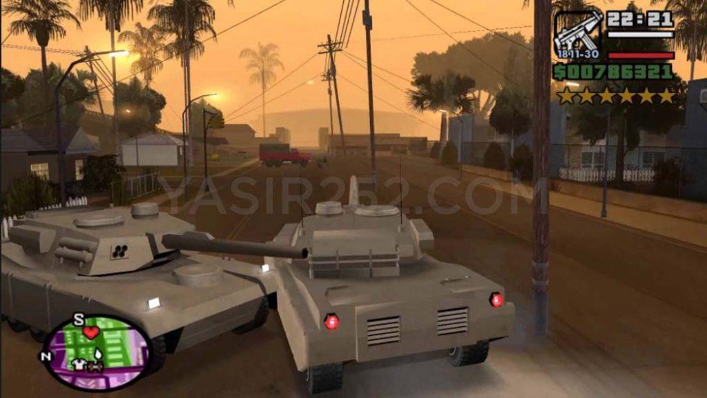 Download GTA San Andreas Free PC Full Version Crack Repack Yasir252