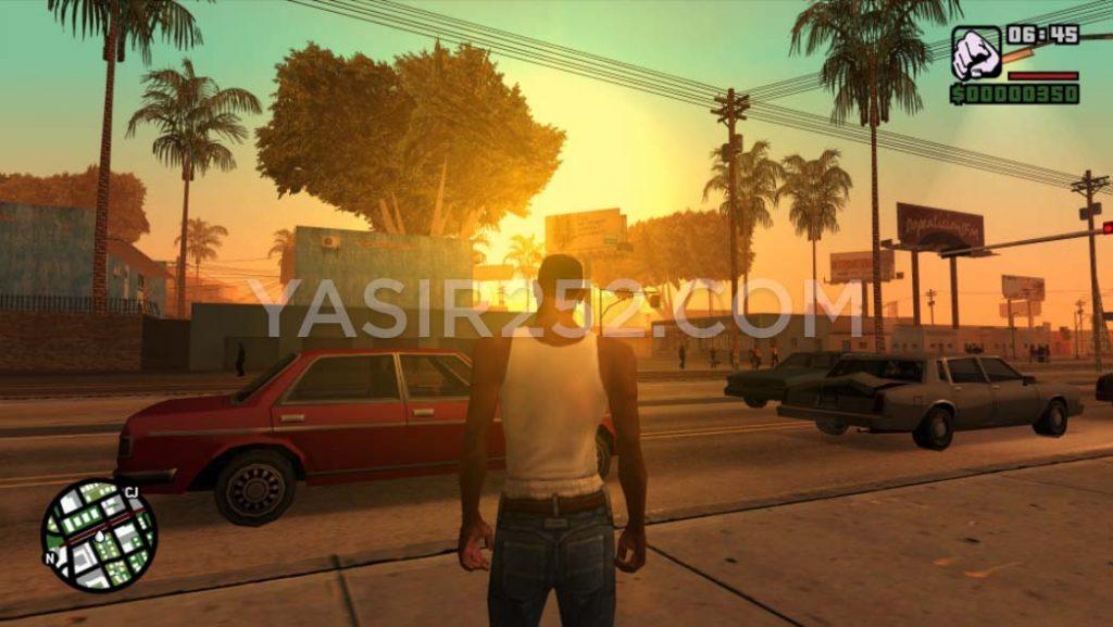 Download GTA San Andreas PC Full Version Crack Repack Yasir252