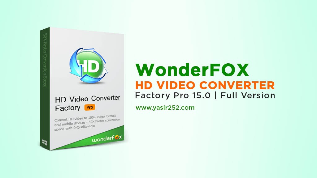Download HD Video Converter Pro 15 Yasir252