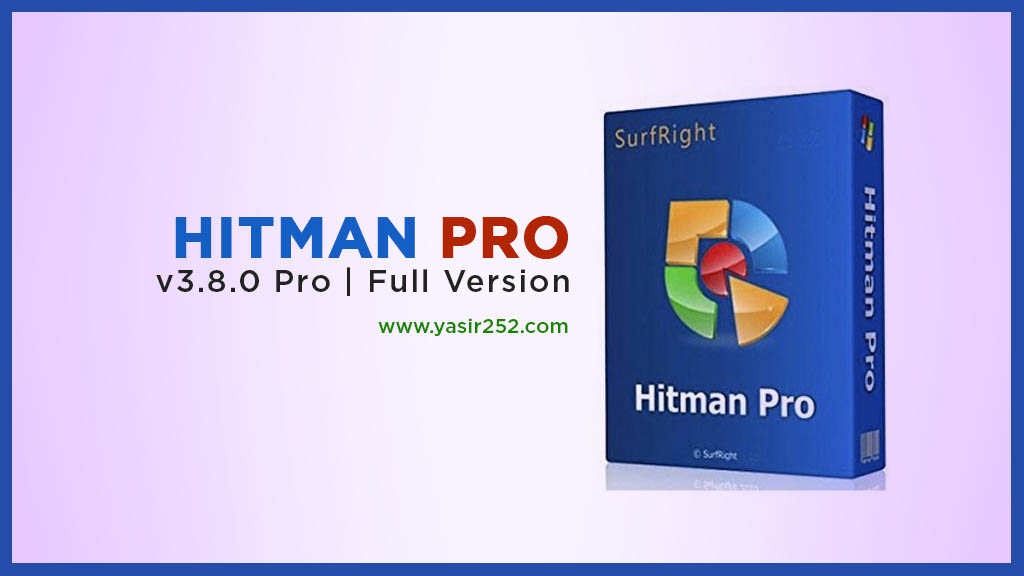 Download Hitman Pro Full Crack Yasir252
