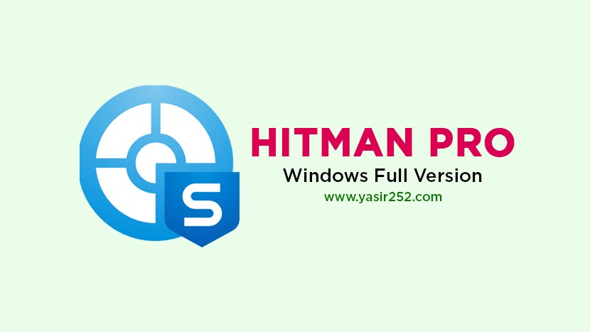 Hitman Pro Free Download Full Version 3.8.1 Windows