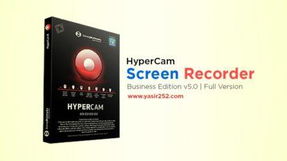 software screen recorder hyper 5 full version gratis