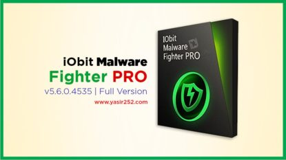 Download iObit Malware Fighter Pro Full Version Yasir252