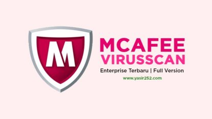 Download MCAfee Full Version Terbaru