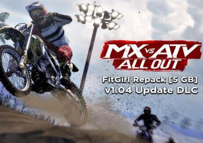 Download MX VS ATV All Out Fitgirl Repack Full Yasir252