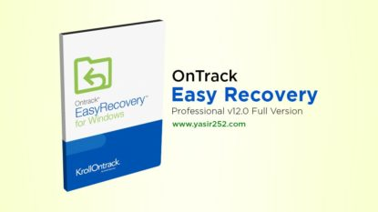Download Ontrack Easy Recovery Professional Full Version v12.0 Yasir252