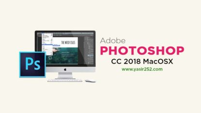 Download Adobe Photoshop CC 2018 MacOSX Full Version Crack