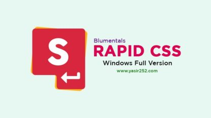 Download Rapid CSS Full Version Crack