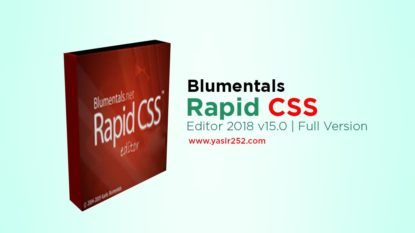 Download Rapid CSS Full Version 2018 Yasir252