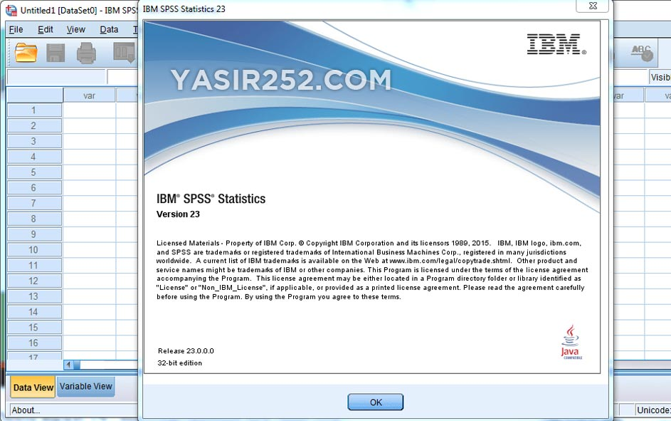 ibm spss 23 free download full version