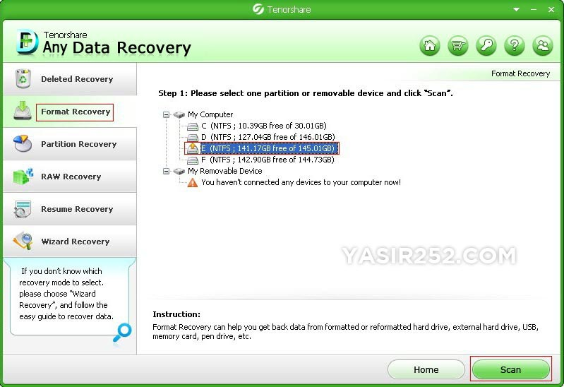 Download tenorshare data recovery terbaru full crack gratis