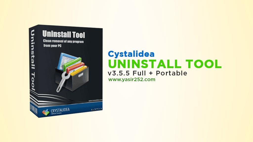 Download Uninstall Tool Full Version 3.5.5 Yasir252