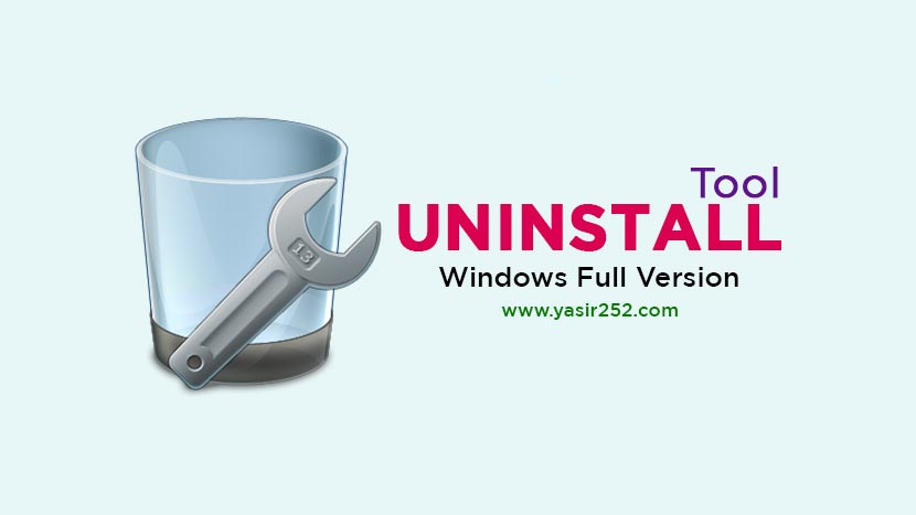 Download Uninstall Tool Full Version Crack