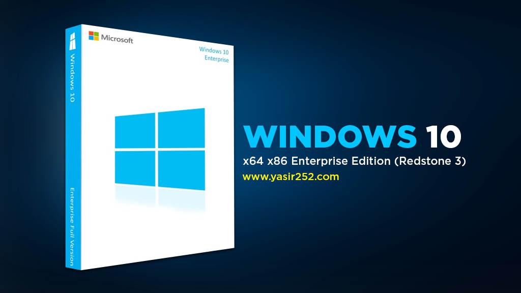 Download Windows 10 64 Bit Full Version Enterprise Redstone 3 Yasir252