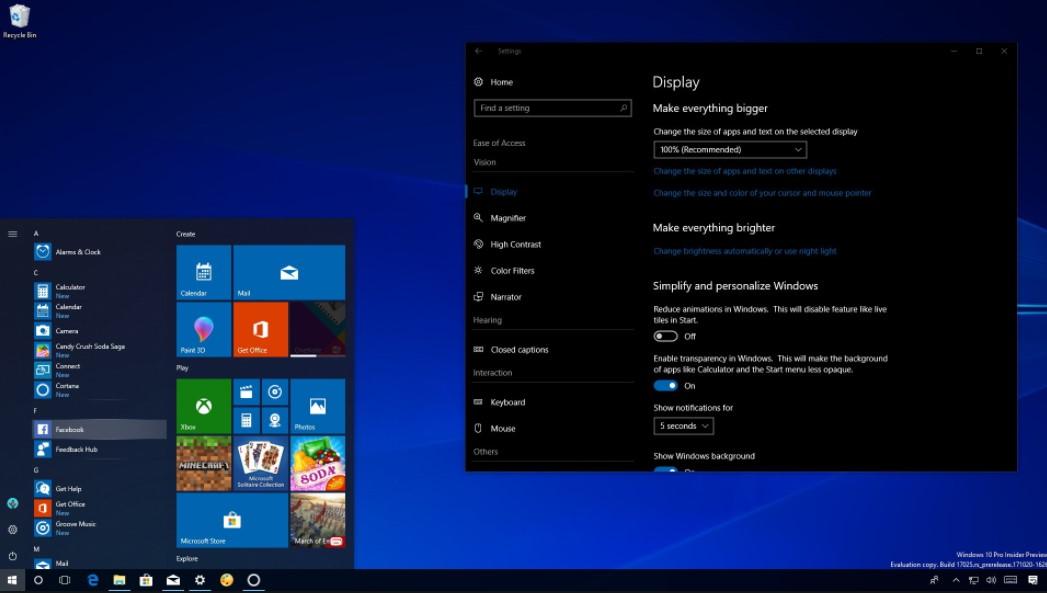 Download Windows 10 Pro 64 Bit Terbaru Redstone 4 Spring Creator Yasir252