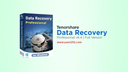 Tenorshare any data recovery 6 full version gratis