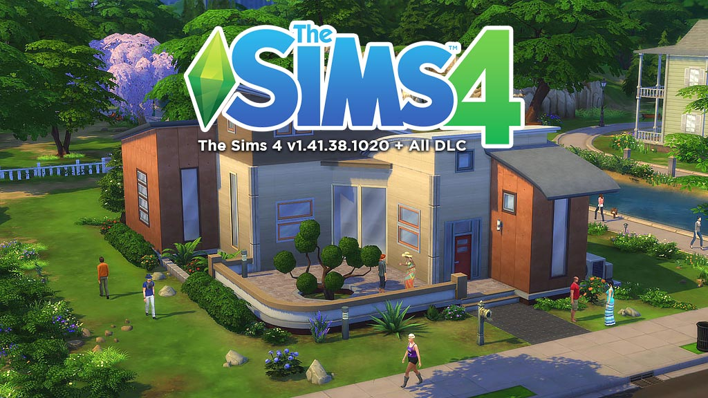 Download game the sims 4 full all dlc fitgirl repack