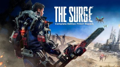 The Surge Full Crack Fitgirl Repack Complete Edition Yasir252
