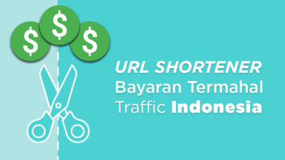 URL Shortener Bayaran Tertinggi Indonesia Traffic 2018 Yasir252