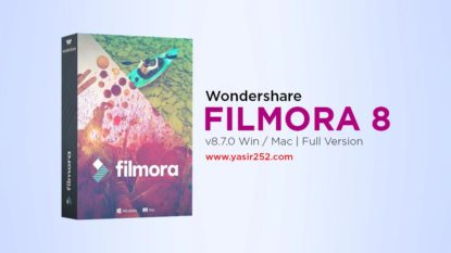 Wondershare filmora download full crack gratis v8.7.0