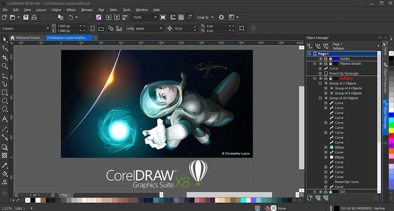 Code Corel Draw X8 Crack