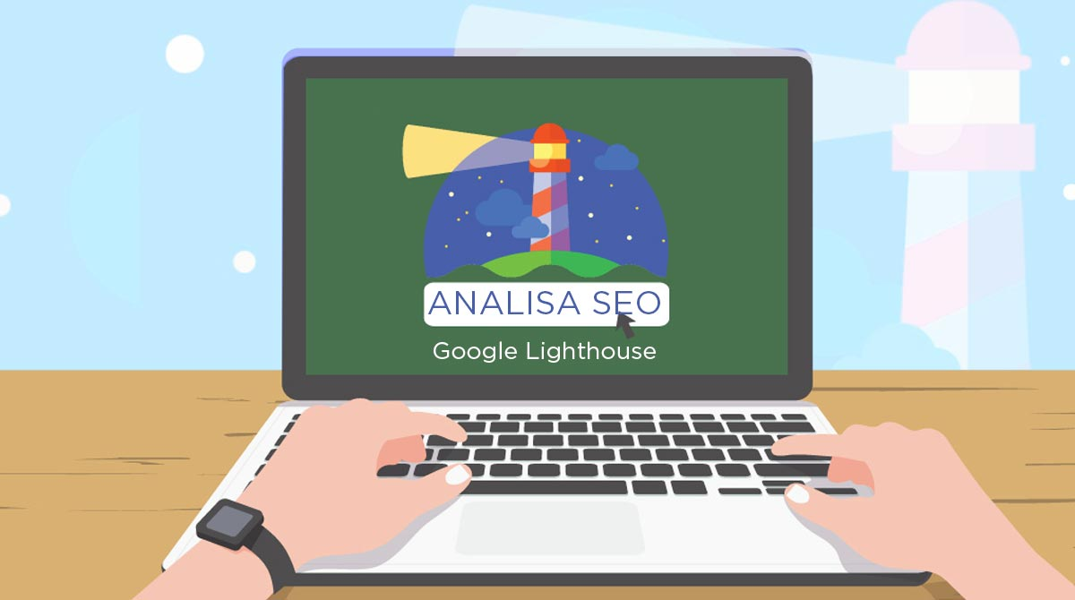 Analisa SEO On Page Google Lighthouse