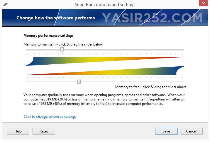 SuperRam Aplikasi Pembersih RAM