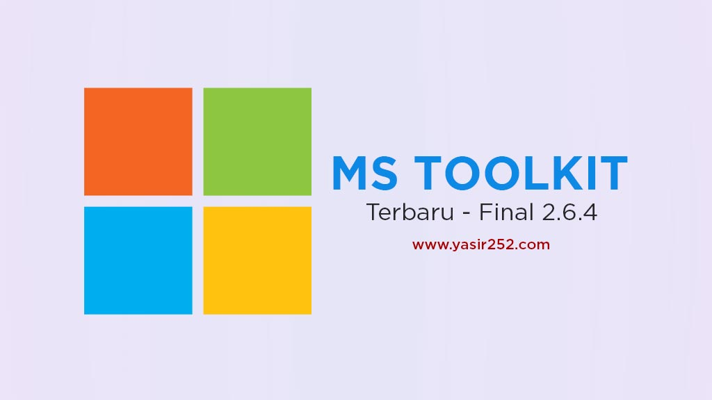 Aplikasi untuk crack windows 10 microsoft toolkit 2.6.4