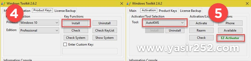 How to activate windows 10 with microsoft toolkit