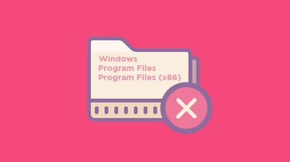 Cara menghapus folder windows dan program files di harddisk lama