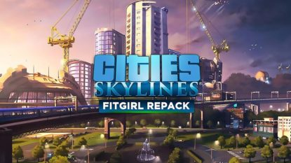 Cities skylines download full version all flc fitgirl repack