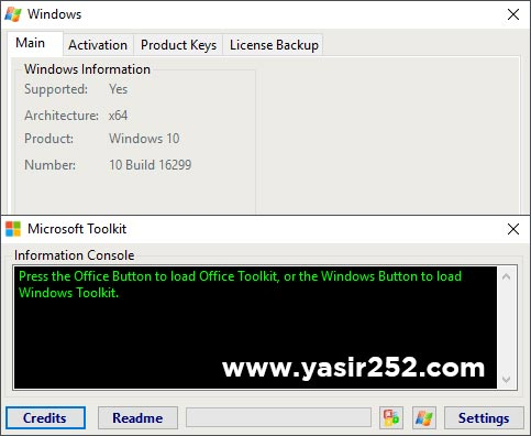 download microsoft toolkit kms activator