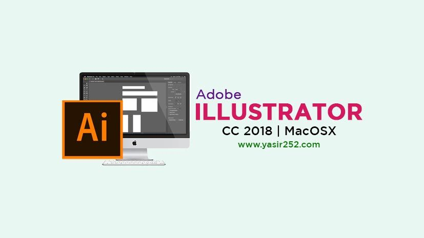 Download Adobe Illustrator CC 2018 MacOSX Full Version