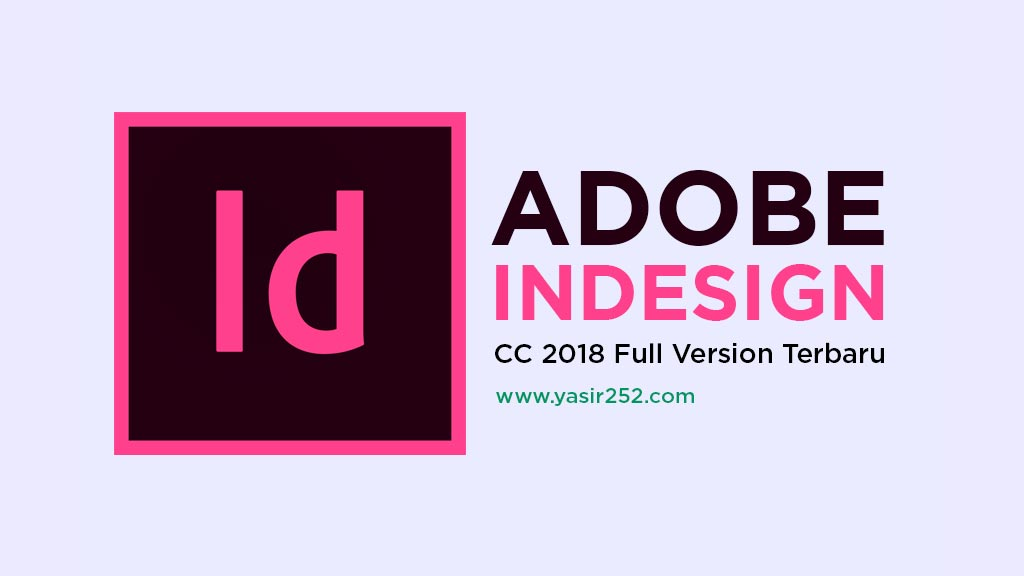 Download adobe indesign cc 2018 full version