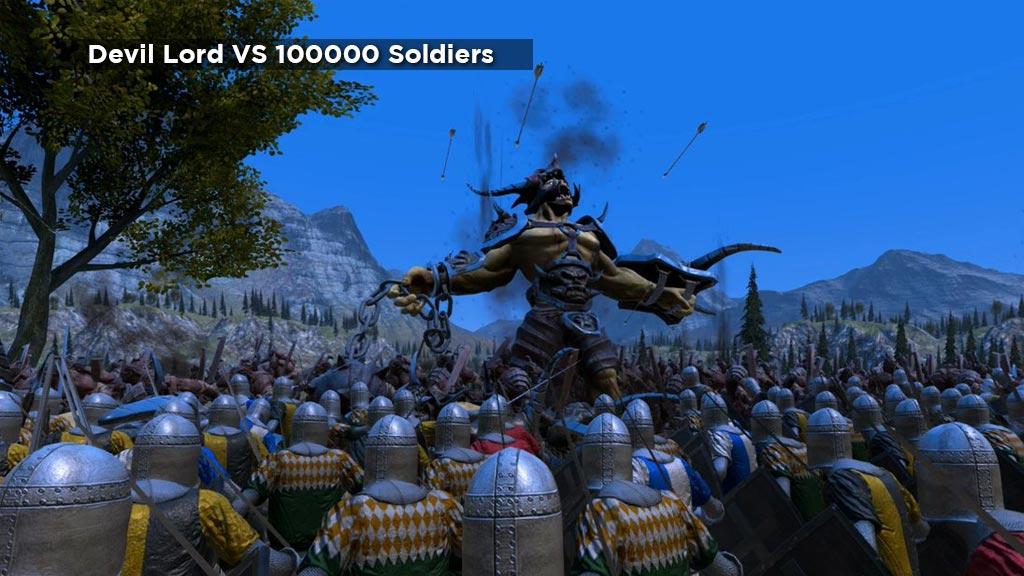 Download Battle Simulator Game PC Gratis