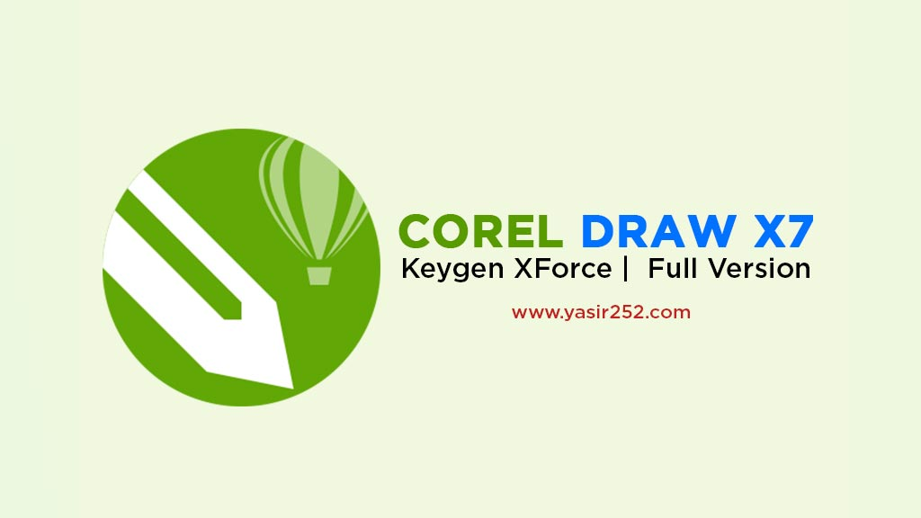 Download corel draw x7 full version